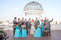 Amy & Ethan | Family Formals and Bridal Party