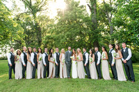 Family Formals and Bridal Party