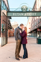 Kristen & Chad | Baltimore Engagement Session