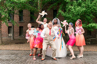 Family and Bridal Party Formals